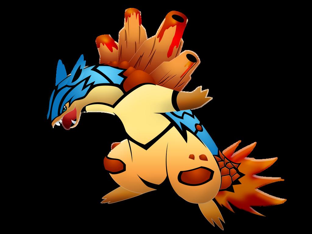 Pokemon Mega Evolution Arcanine