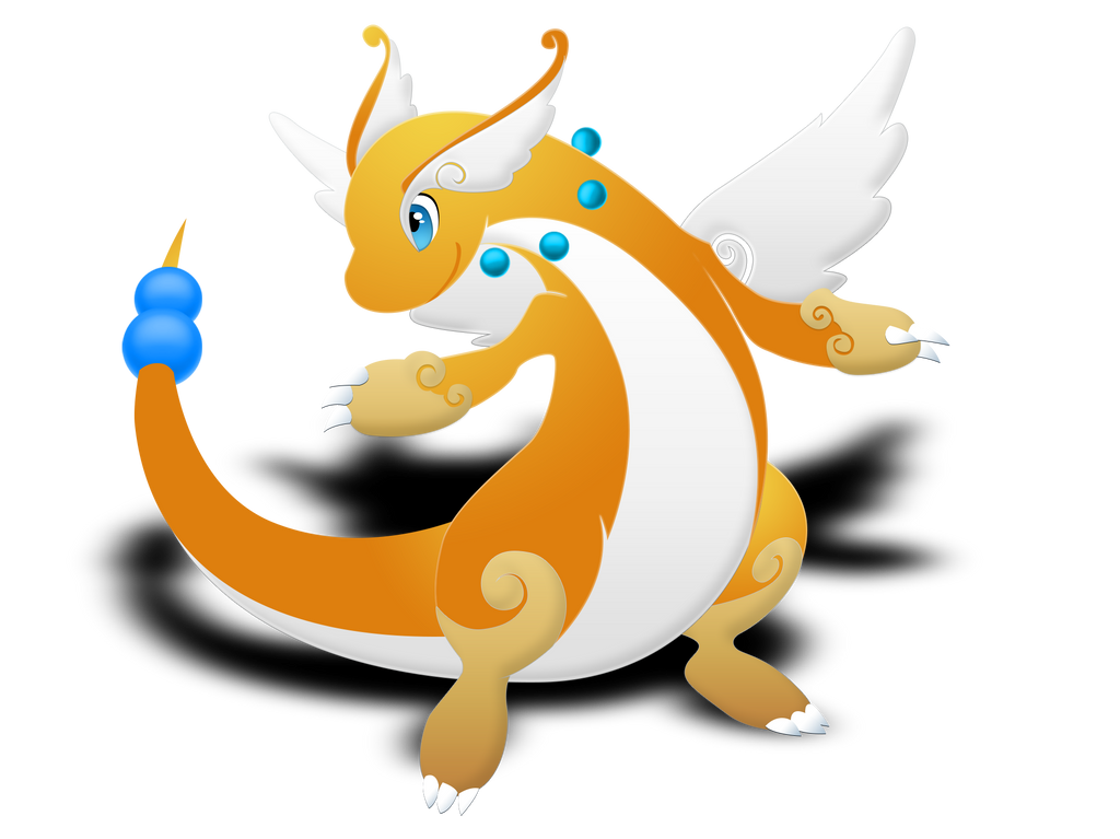 Mega Dragonite by darkheroic