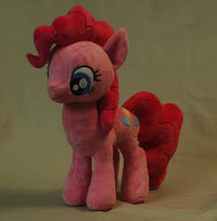 My Little Pony Pinkie Pie Plushie