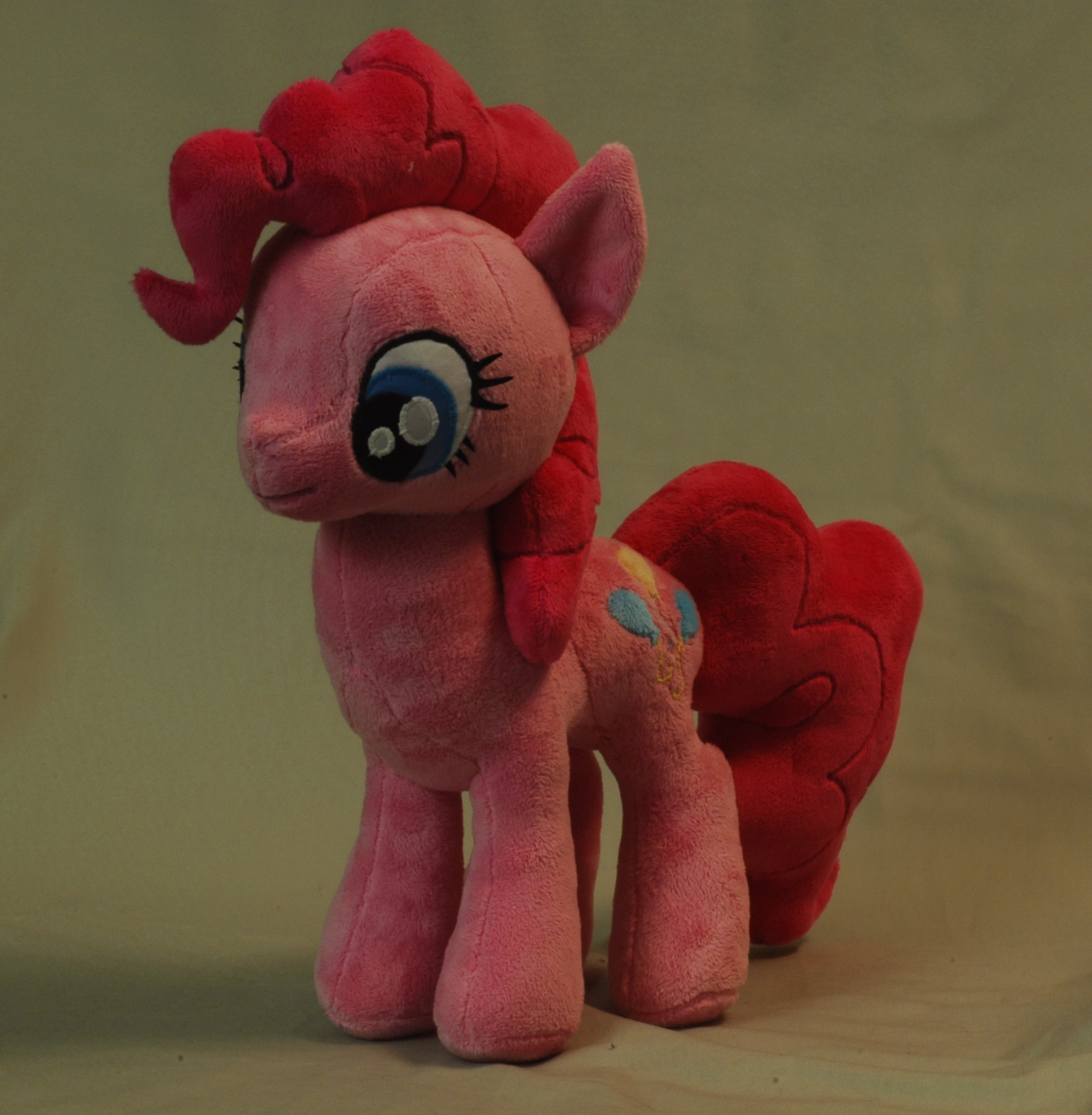 how to make pony plushie