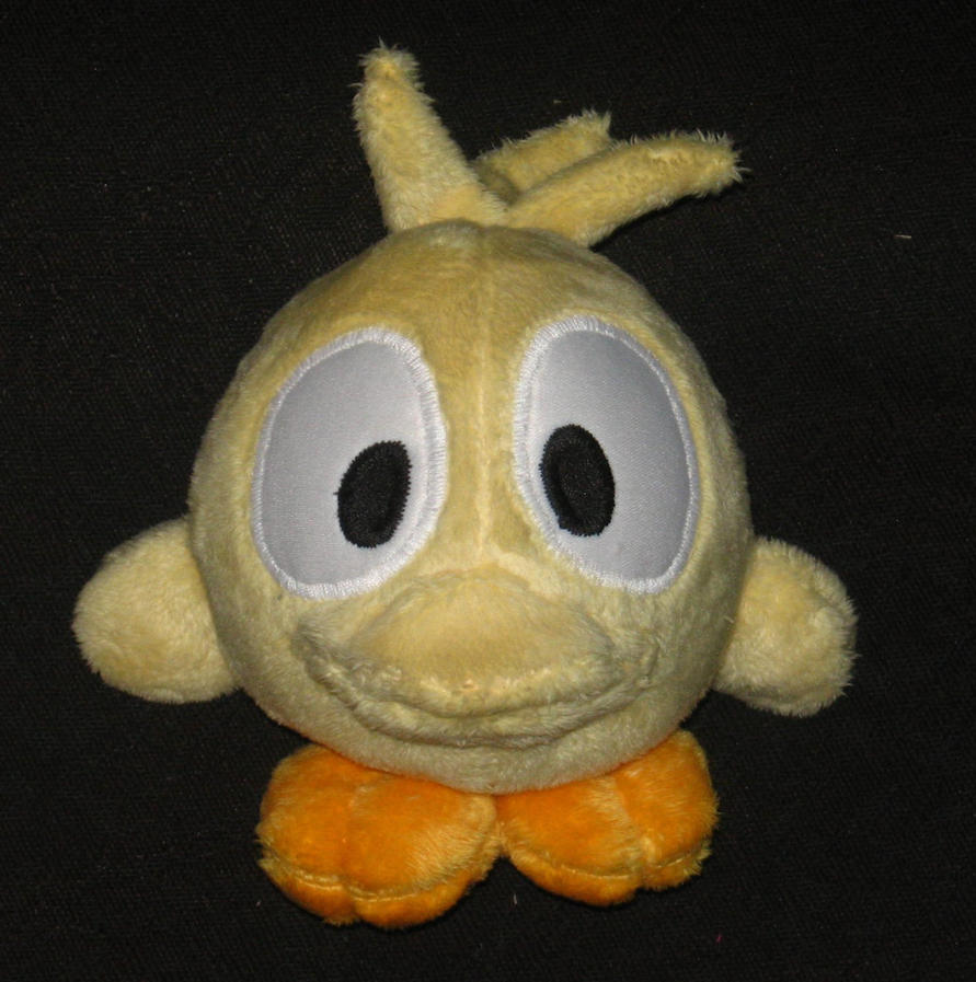 Wakfu Az plushie by WhiteHeather
