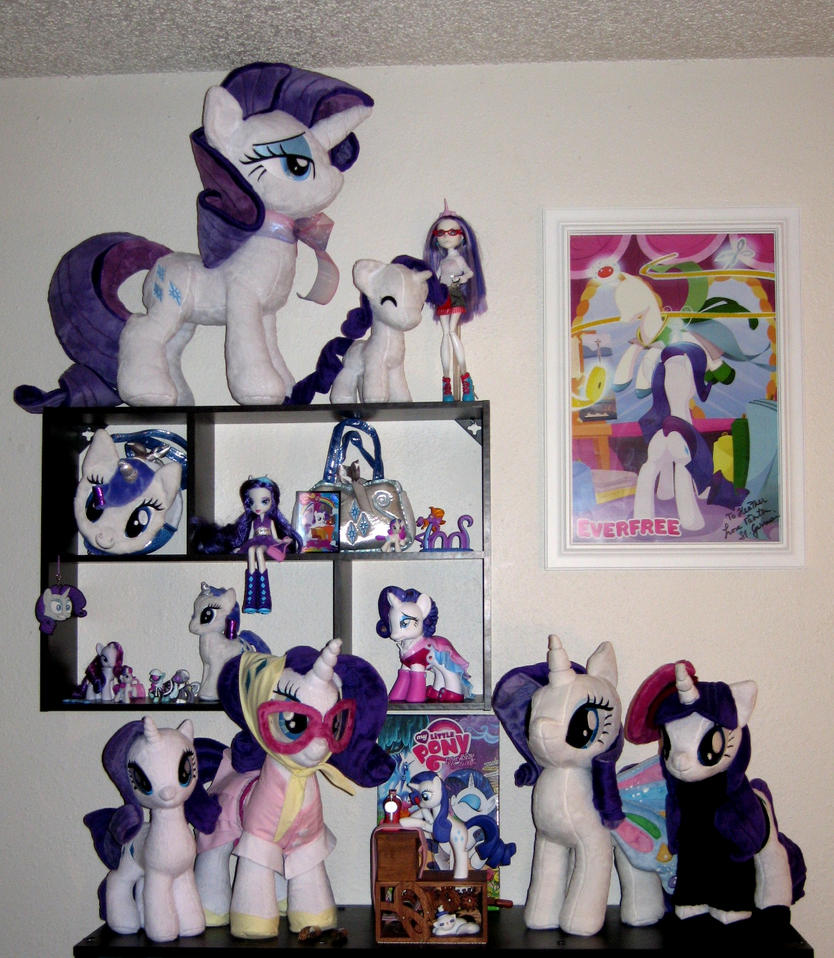 Rarity Collection by WhiteHeather