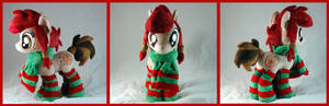Spirit Pony Plushie