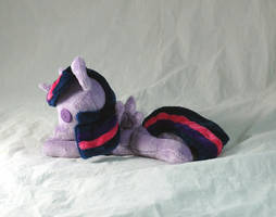 Beanie Princess Twilight Sparkle by WhiteHeather