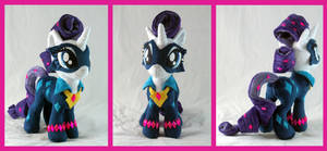Power Pony Radiance Rarity