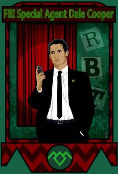 Twin Peaks: FBI Special Agent Dale Cooper