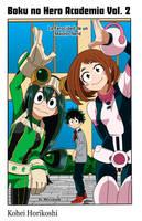 Boku No Hero Academia Volumen 2 by Mexicanode
