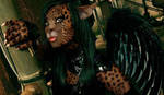 Leopard Angel