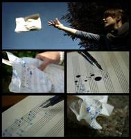 Creativity: Gone by ya-ren