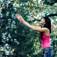 BUBBLE your life by IgNgRez
