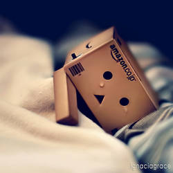 No one can see me cry...