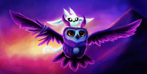 Ori and the Will of the Wisps fan art