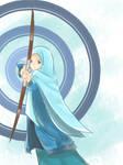 Archery Hijab Girl
