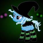 Trixie the Witchy Gorgony