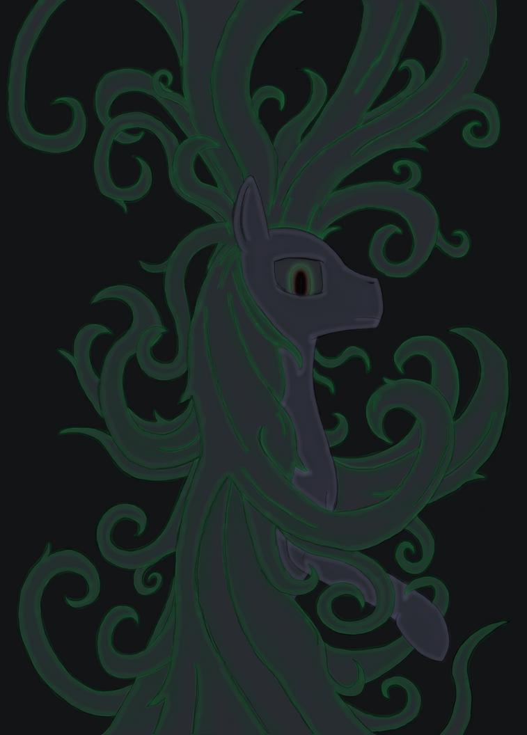 Mane-iac (Glow Style) by robbieagray