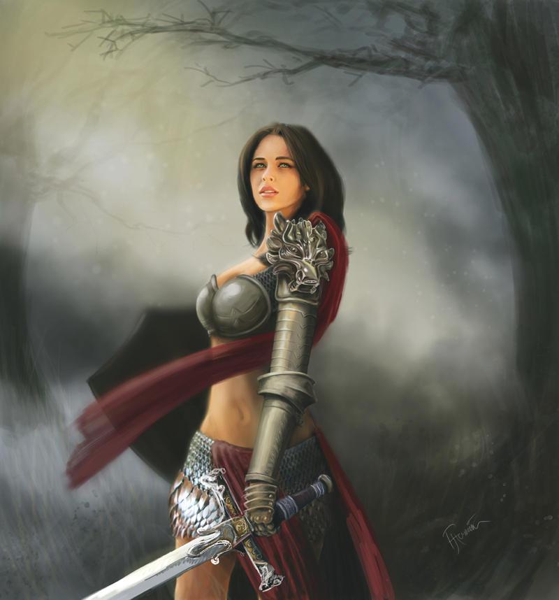 Concetta Mazza Fantasy Art By Farooky On Deviantart-9252