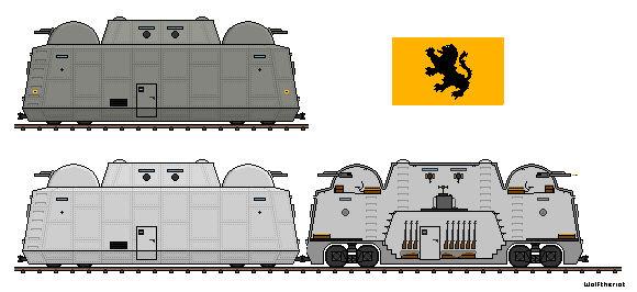Panzerzug Typ-5