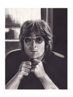 John Lennon 2 by mentalpony