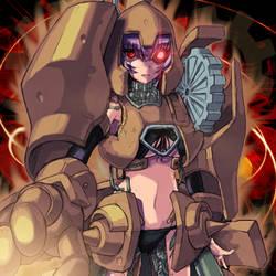 Ancient Gear Girl