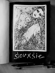 Siouxsie Sioux by SviridovaEkaterina