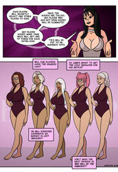 Who Will Be the Bimboest? 23: Kiss Challenge Hype! by sortimid
