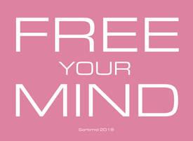 Free Your Mind (bimbofication short story)