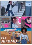 Fly AirBMB - TG bimbofication transformation
