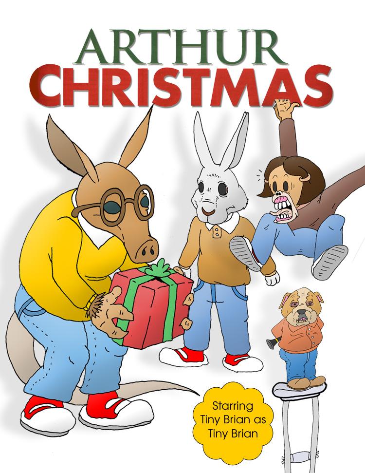 Arthur Christmas by LooeyQ