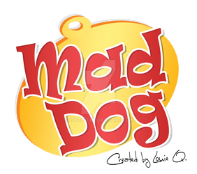 Official Mad Dog Logo!