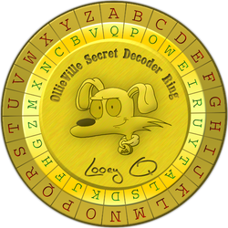 The Official Ollieville Secret Decoder Ring