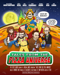 Tales from the Pizza Universe