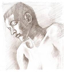 Kat Love portrait by Descartes2