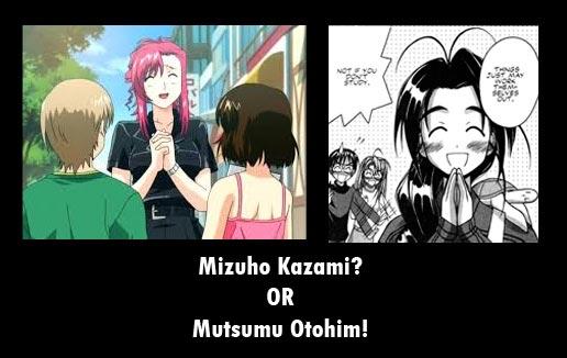 Mizihou? or Mutsumi! by DeverexDrawer
