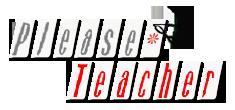 Please (Onegai) teacher logo by DeverexDrawer