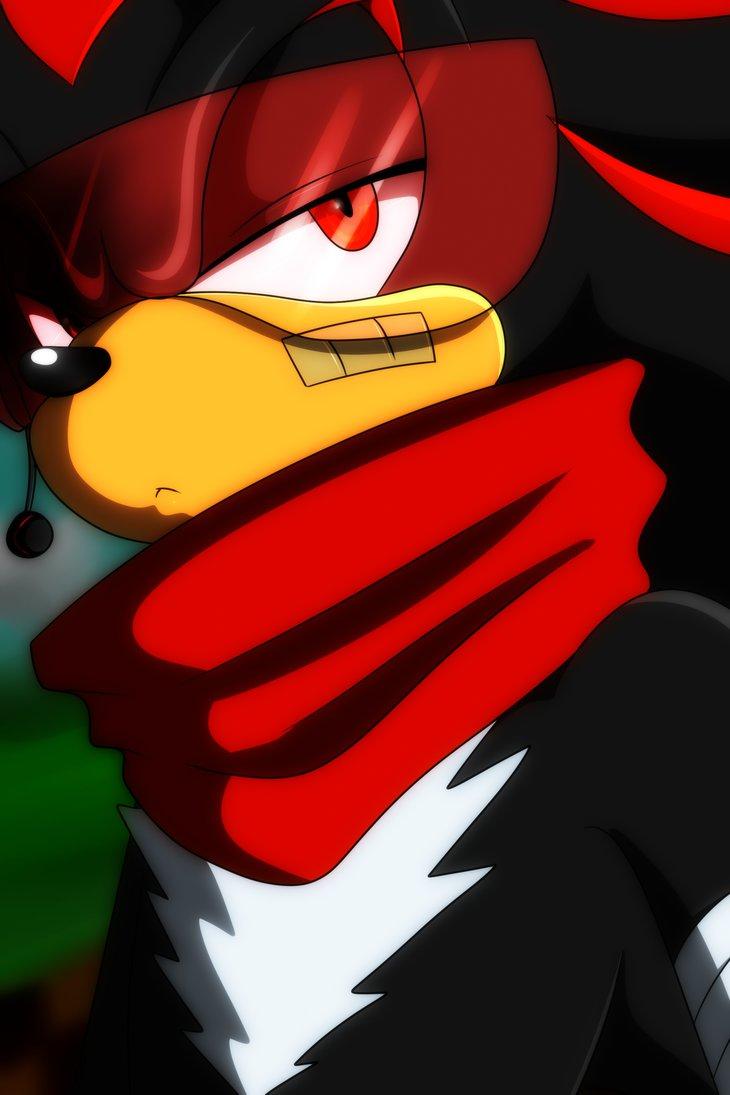 Sonic boom shadow by xuliang by deverexdrawer - Sonic boom shadow ...