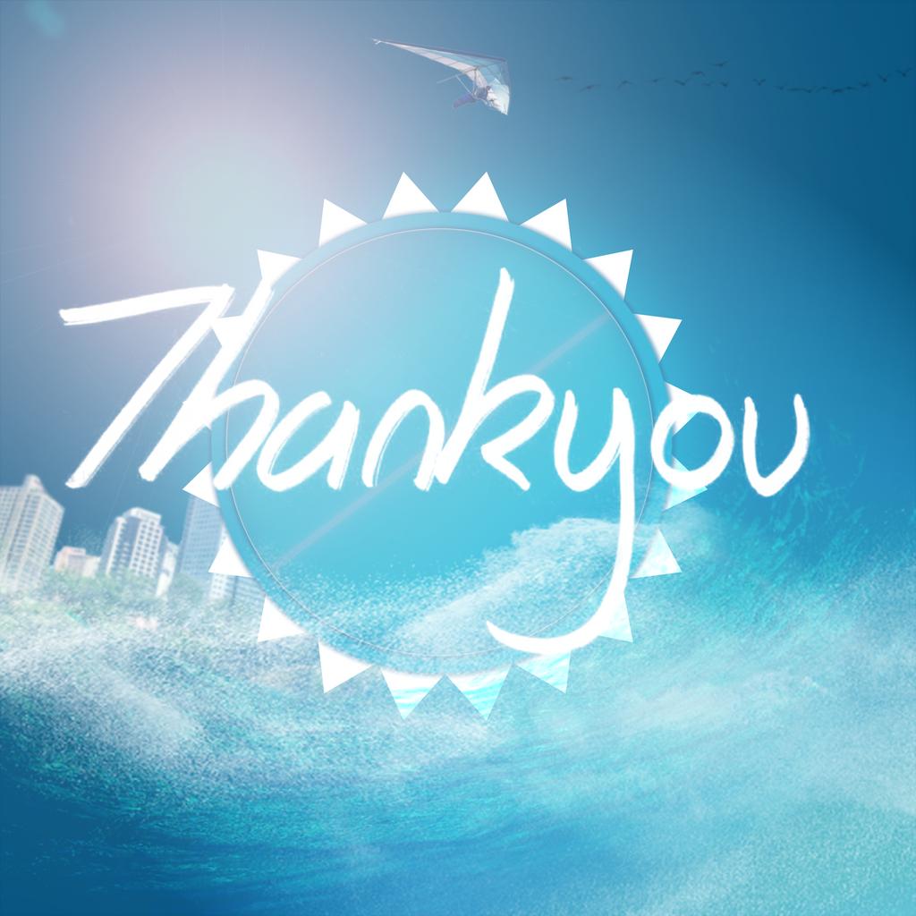 Thankyou | BEACH by DeverexDrawer