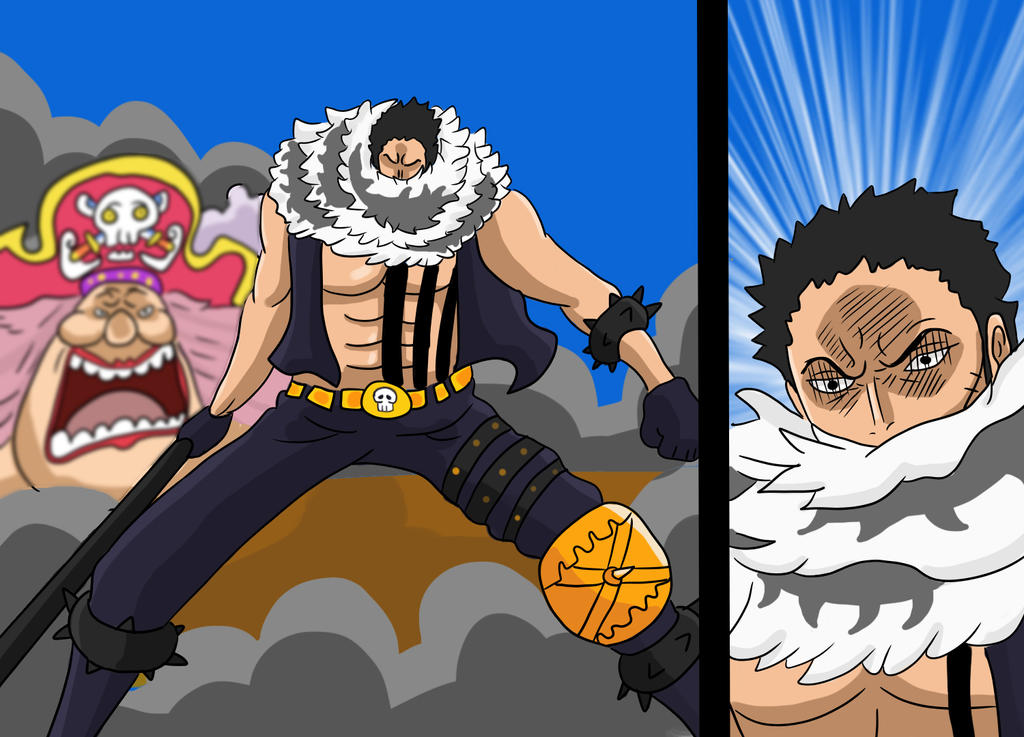Katakuri (One Piece CH. 862) by bryanfavr on DeviantArt