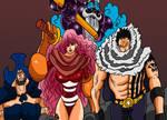 Big Mom Pirates (One Piece CH. 868)