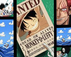 El Quinto emperador (One Piece Ch. 903) by bryanfavr