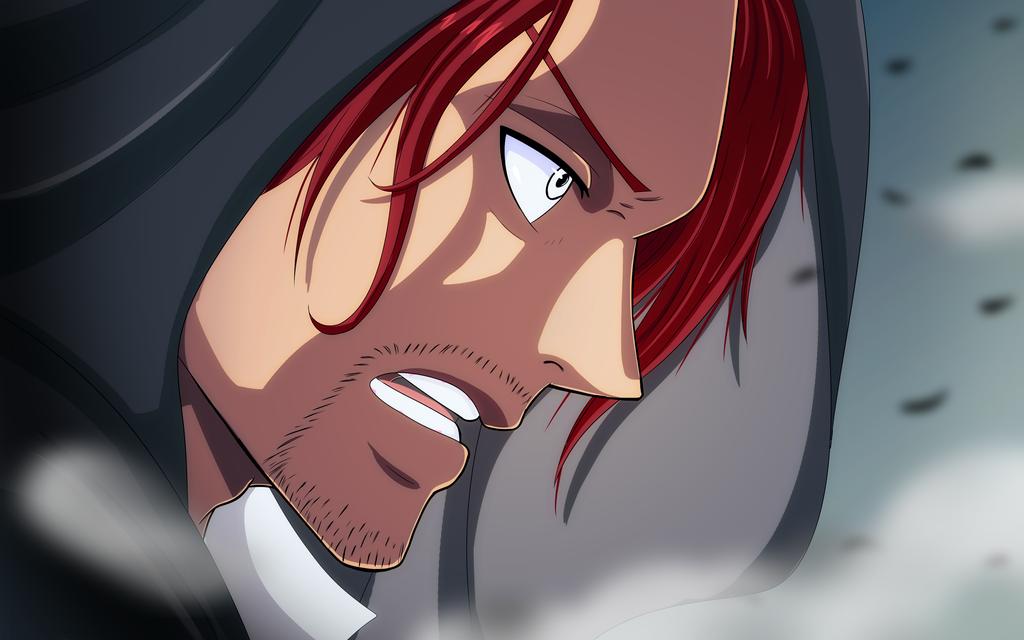 Shanks (One Piece Ch. 907) by bryanfavr