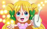 Princess Mansherry (One Piece Ch. 908)