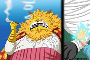 Nekomamushi (One Piece Ch. 909) by bryanfavr