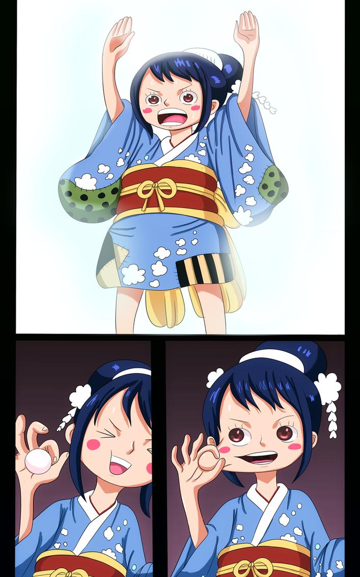 O-Tama (One Piece Ch. 911) by bryanfavr