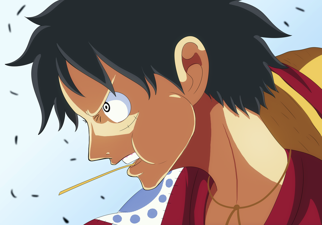 Luffy (One Piece Ch. 918) by bryanfavr