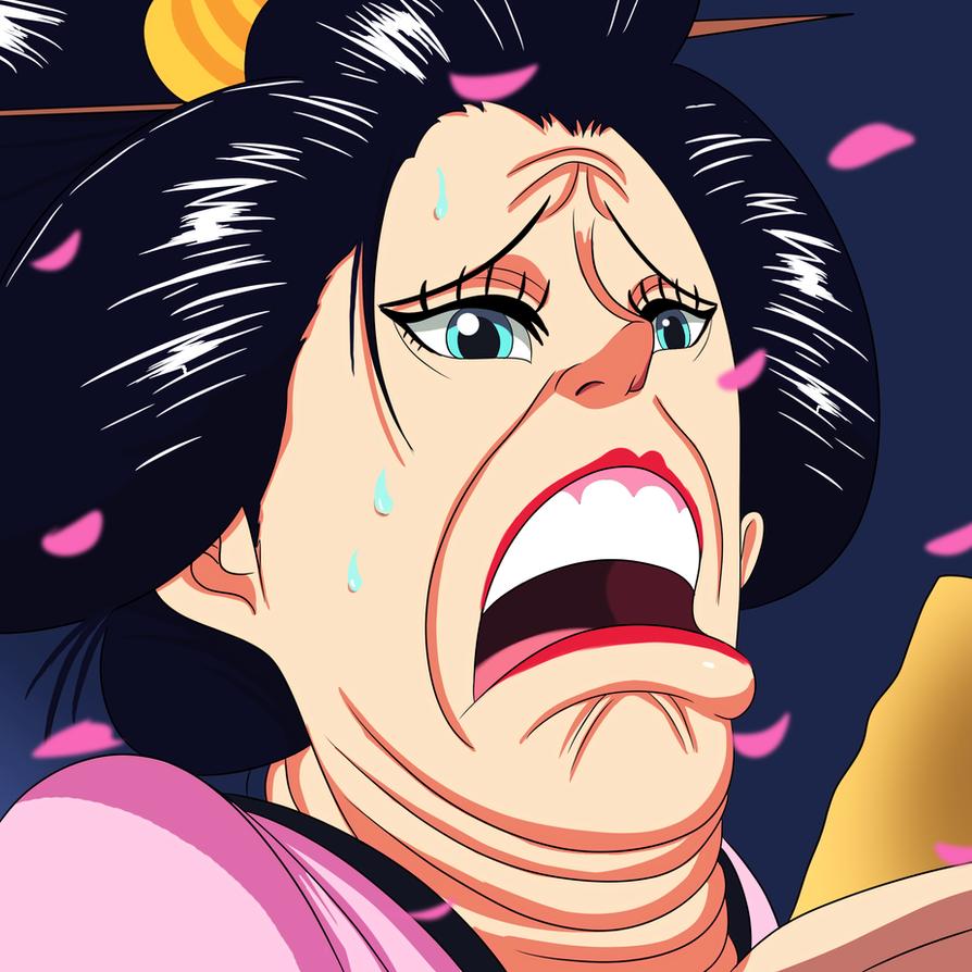 Robin (One Piece Ch. 924) by bryanfavr