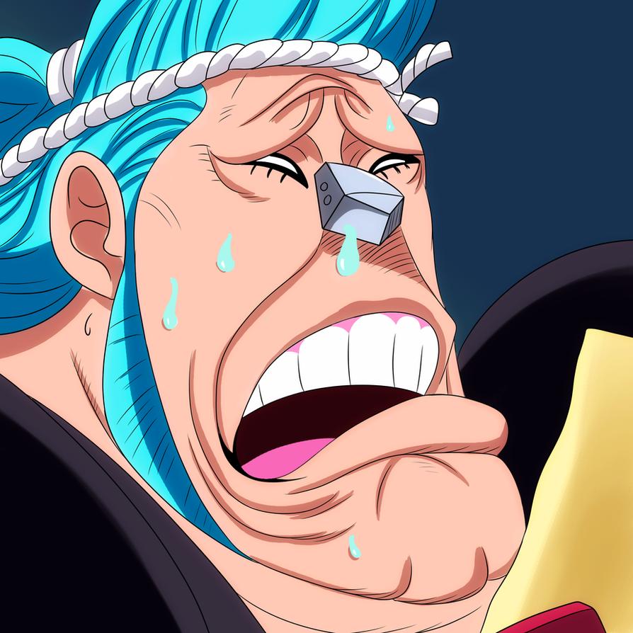 Franky (One Piece Ch. 924) by bryanfavr