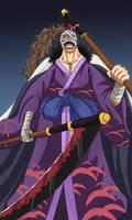 Kamazou the Assasin (One Piece Ch. 937) by bryanfavr
