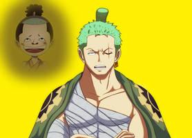 Zoro (One Piece Ch. 939) by bryanfavr