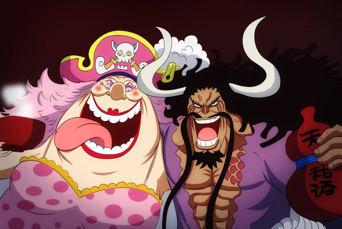 One Piece: come dare le ali a un drago (Analisi capitolo 954)