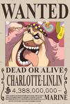 Charlotte Linlin bounty (One Piece Ch. 957)